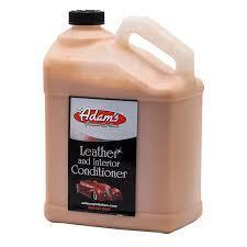 КОНДИЦИОНЕР КОЖИ,3,75л. / Adam's Leather Conditioner Gallon