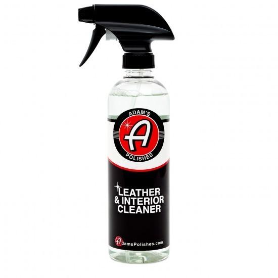 ОЧИСТИТЕЛЬ КОЖИ И САЛОНА,473мл. / Adam's Leather & Interior Cleaner 16oz