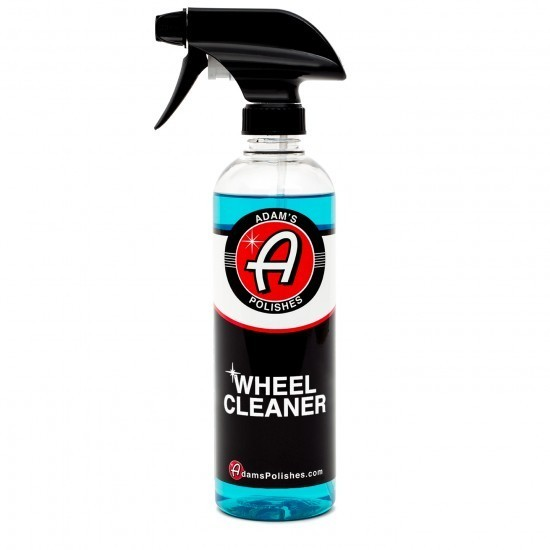 ОЧИСТИТЕЛЬ ДИСКОВ И СУППОРТОВ С ИНДИКАЦИЕЙ, 473 мл. / Adam's Wheel Cleaner 16oz