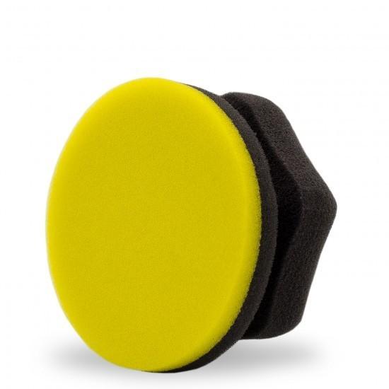 ADAM'S YELLOW WAXING HEX GRIP APPLICATOR (Желтый аппликатор для восков с шестигранной ручкой)