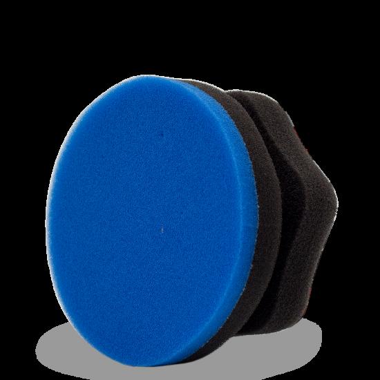 АППЛИКАТОР ПОД РУЧНУЮ ПОЛИРОВАЛЬНУЮ ПАСТУ / Adam's Blue Hex Grip Applicator (For Revive Hand Polish)