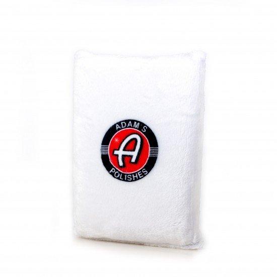 ГУБКА ДЛЯ МЫТЬЯ, С ОТДЕЛКОЙ ИЗ МИКРОФИБРЫ / Adam's Premium Microfiber Wash Sponge