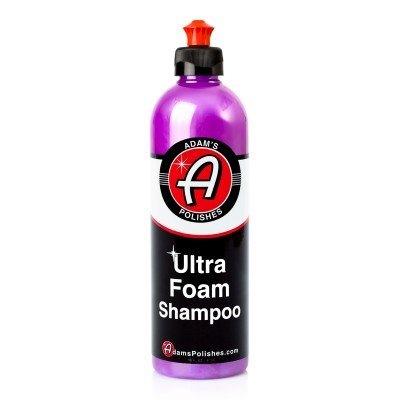 АВТОШАМПУНЬ ВЫСОКОПЕННЫЙ,473мл. / Adam's Ultrafoam Car Shampoo,16oz