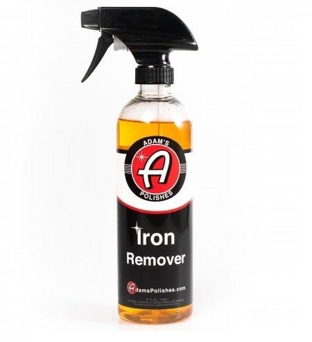 ОЧИСТИТЕЛЬ ВКРАПЛЕНИЙ ЖЕЛЕЗА И ПЯТЕН РЖАВЧИНЫ,473мл. / Adam's Iron Remover 16 oz