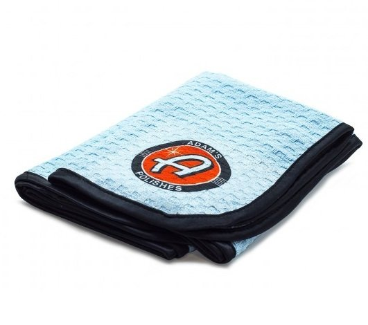 МИКРОФИБРА ДЛЯ МЫТЬЯ БЕЗ ВОДЫ 40х60см / Adam's NEW Microfiber Waterless Wash Towels
