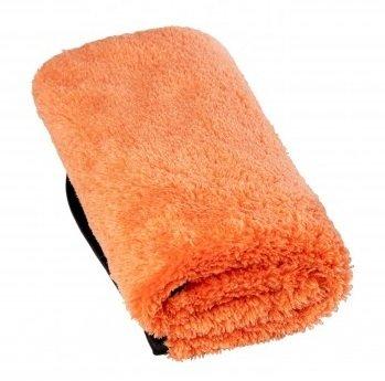 ПОЛИРОВОЧНОЕ ПОЛОТЕНЦЕ, ПЛЮШ, 40х40см / PLUSH ORANGE MICROFIBER TOWEL