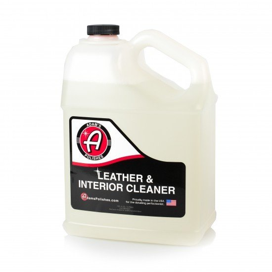 ОЧИСТИТЕЛЬ КОЖИ И САЛОНА,3,75л. / Adam's Leather & Interior Cleaner Gallon