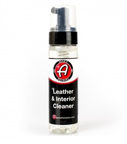 ПЕНООБРАЗОВАТЕЛЬ, ОЧИСТИТЕЛЬ САЛОНА И КОЖИ,160мл / Foaming Leather & Interior Cleaner 6 oz