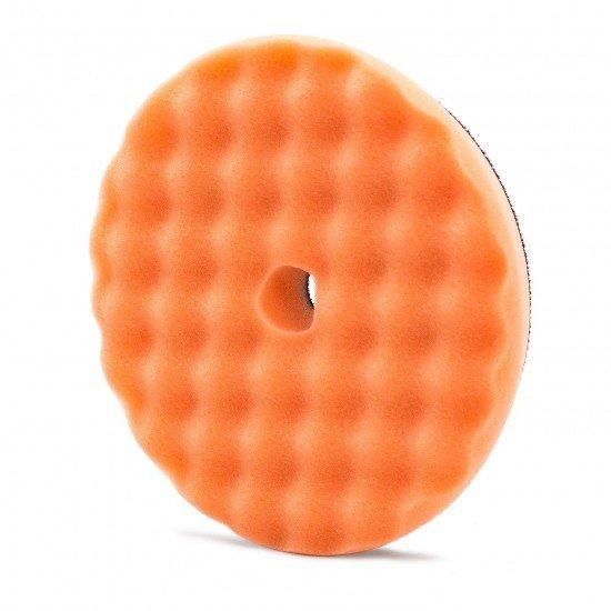"""ПОЛИРОВАЛЬНЫЙ ДИСК, СРЕДНЕ-ЖЕСТКИЙ,ОРАНЖЕВЫЙ,130/150мм. / Adam's 5.5"""" Orange Foam Pad"""