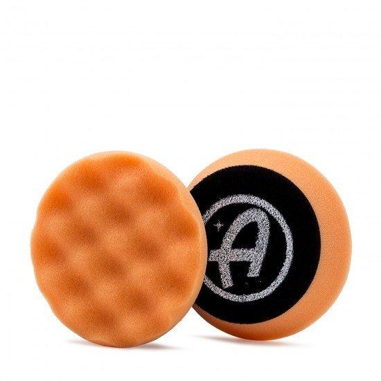 """ПОЛИРОВАЛЬНЫЙ ДИСК, СРЕДНЕ-ЖЕСТКИЙ,ОРАНЖЕВЫЙ,80/100мм.(2шт/уп) / Adam's 4"""" Orange Foam Pad (2Pack)"""