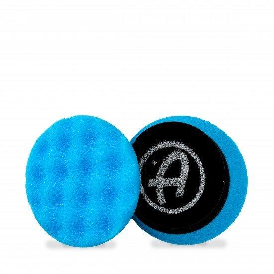 """ПОЛИРОВАЛЬНЫЙ ДИСК, ЖЕСТКИЙ,СИНИЙ , 80/100мм.(2шт/уп) / Adam's NEW 4"""" Blue Foam Cutting Pad (2Pack)"""