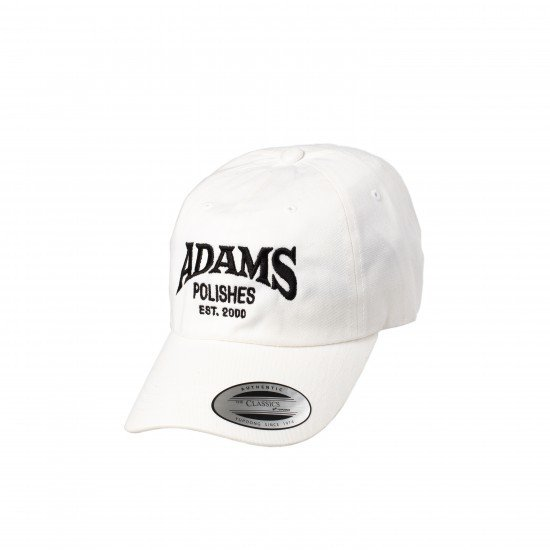 КЕПКА SNAPBACK FLAT BILL HAT WHITE