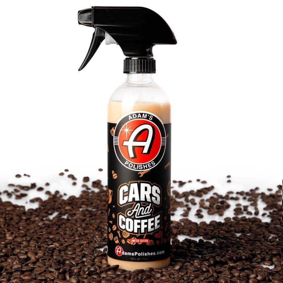 ВОСК-ДЕТЕЙЛЕР ЭКСТЕРЬЕРА, 473мл / Cars & Coffee Detail Spray 16oz