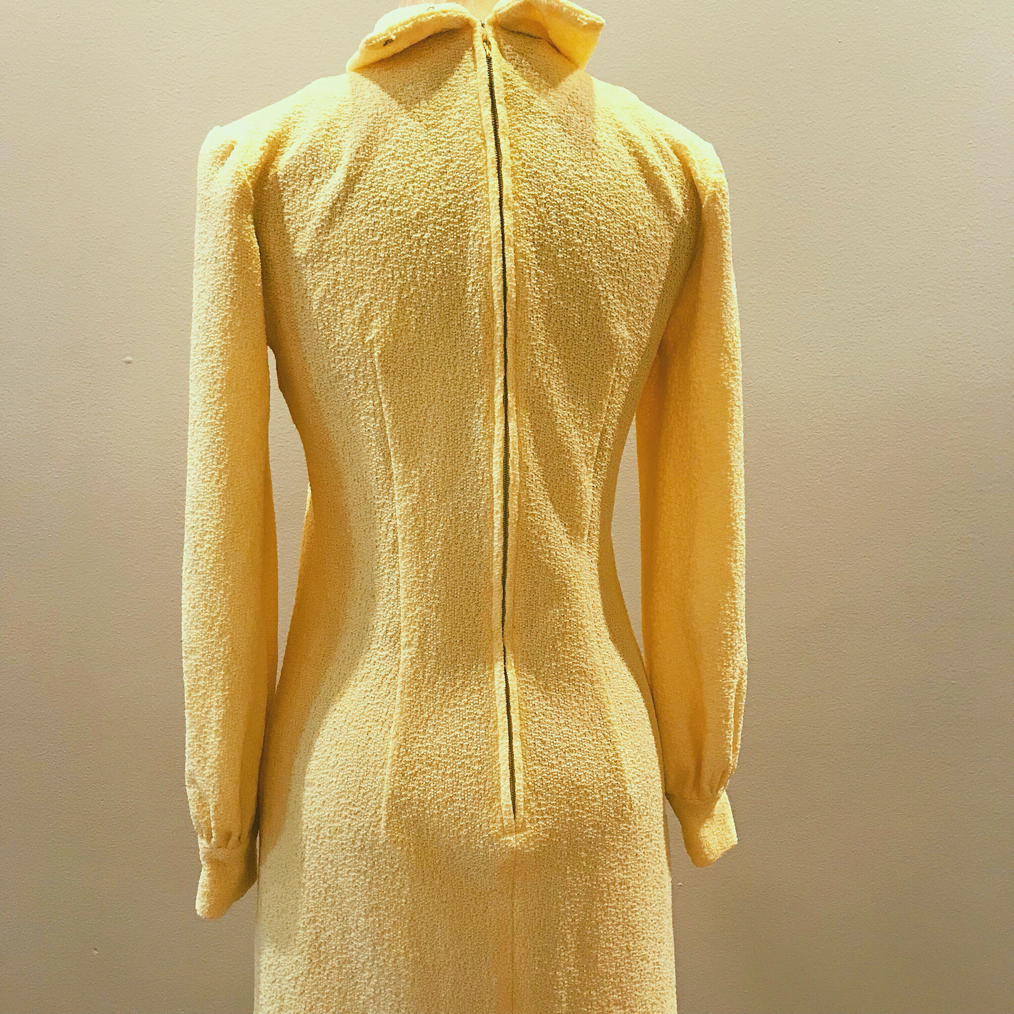 1960s Banana Shift Dress