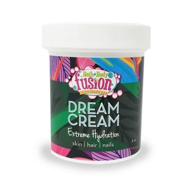 Dream Cream-Bath and Body Fusion