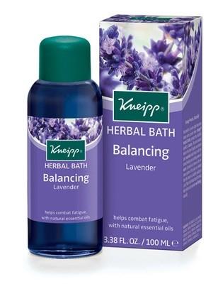 Herbal Bath Balancing Lavender Kneipp