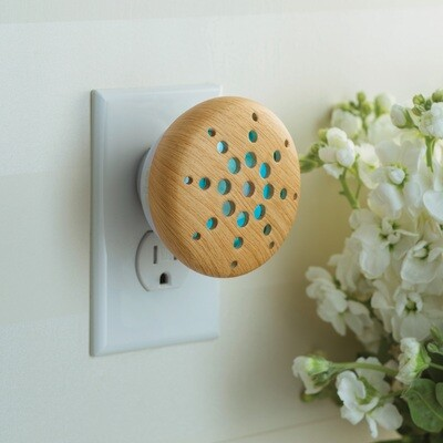 Pluggable Diffuser-Bamboo Airome
