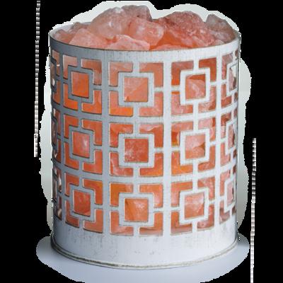 Asha Salt Lamp