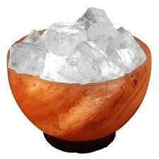 Himalayan Salt Lamp Fire & Ice