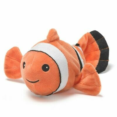 Warmies Cozy Plush Junior Clown Fish