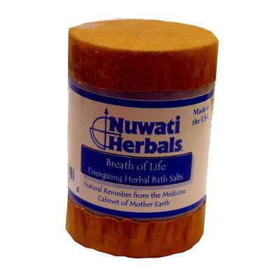 Breath of Life Bath Salts Drum Nuwati
