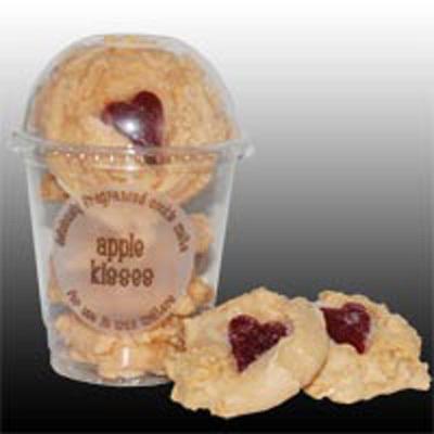 Apple Kisses Cookie Melts