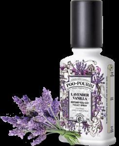 Poo-Pourri Lavender Vanilla 4 oz Bottle