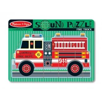 Firetruck Sound Puzzle