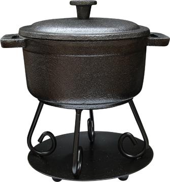 Cast Iron Dutch Oven Burner