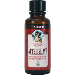Badger Man Care After-Shave Face Oil