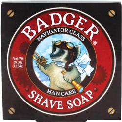 Badger Man Care Shaving Soap