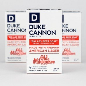 Big American Beer Soap