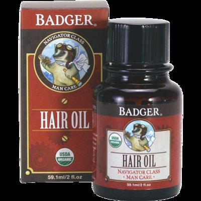 Badger Man Care Hair Oil