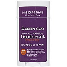 Lavender & Thyme Deoderant 2.2 oz