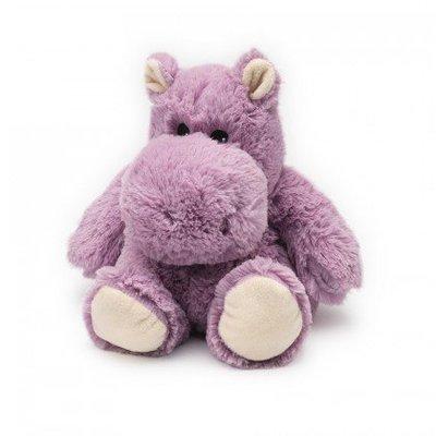 Warmies Cozy Plush Hippo