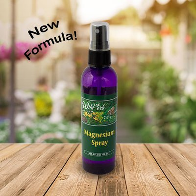 Wild'erb Magnesium Spray