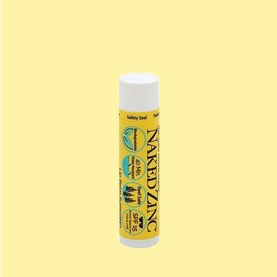 Naked Zinc Lip Balm Sunscreen