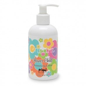 Primal Elements Flower Child Lotion 8 oz.. bottle