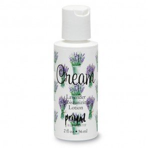 Primal Elements Lavender Lotion 2 oz. bottle