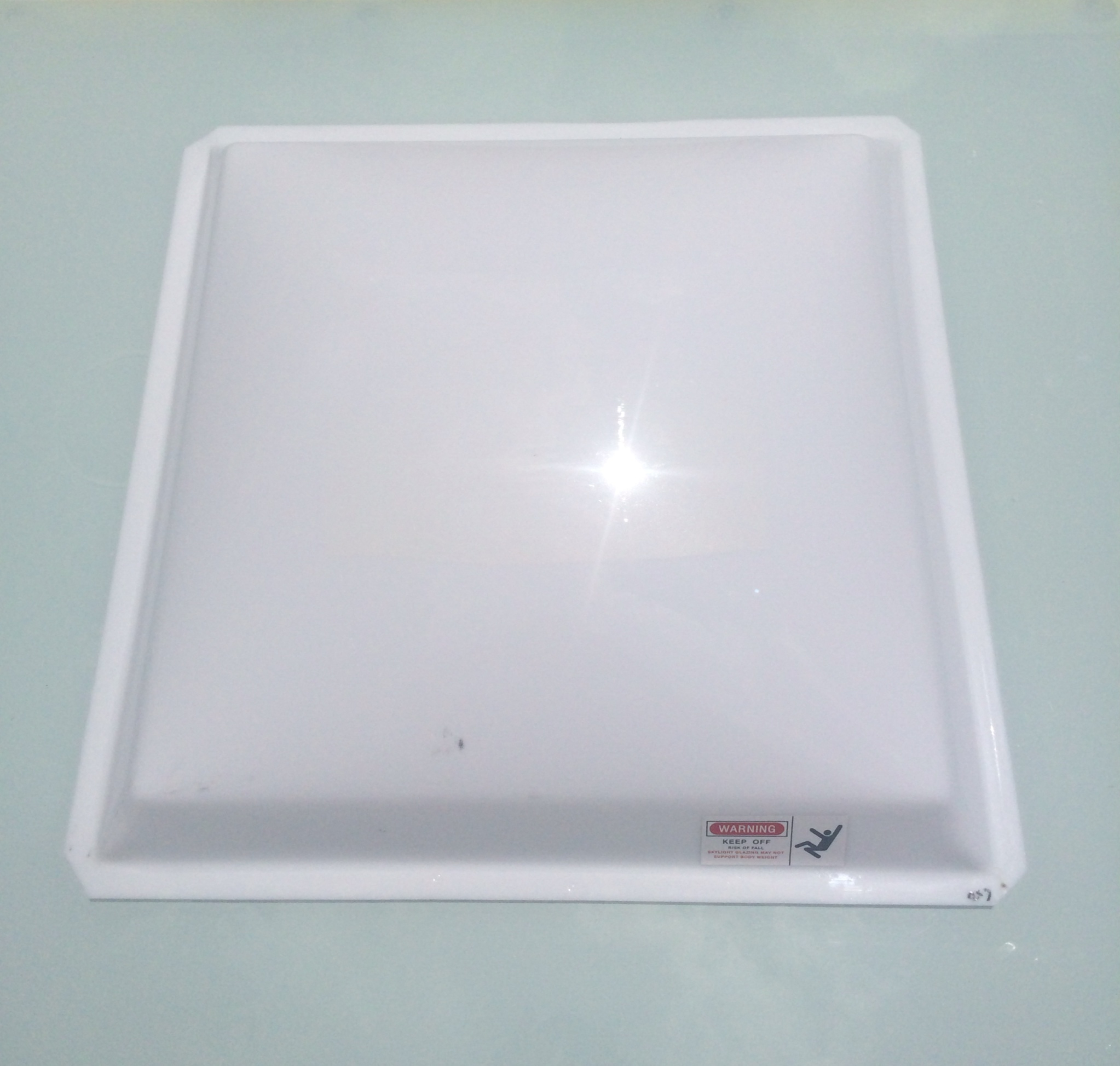 550 X 1150 Hi Impact Acrylic Dome Skylight Domes Sq