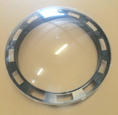 400mm Clear Skylight Dome For Vented Skylight
