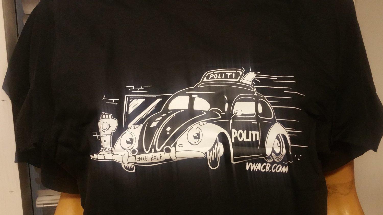 T-Skjorte Onkel Rolf Ny