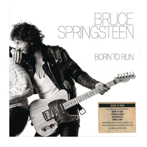 Bruce Springsteen – Born To Run LP vinyl records cyprus