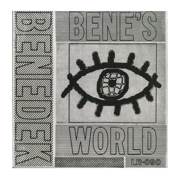 Benedek - Bene's World LP Vinyl Record Cyprus