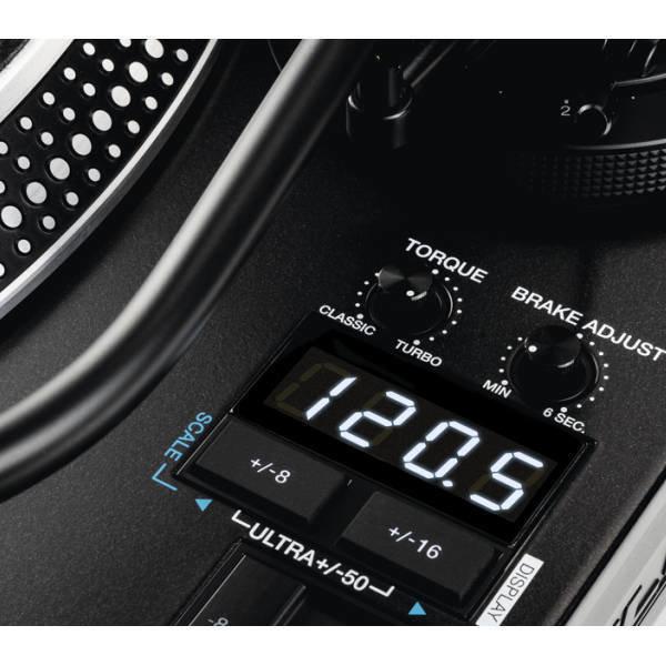 Reloop RP-8000 MK2 Direct Drive Turntable S-Shape Tonearm