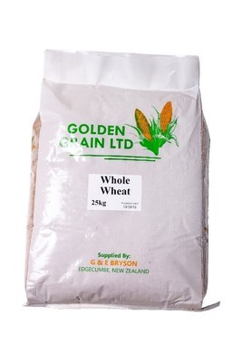 Whole Wheat 25kg