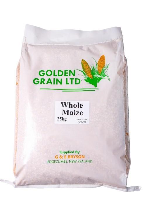 Whole Maize 25kg WM25
