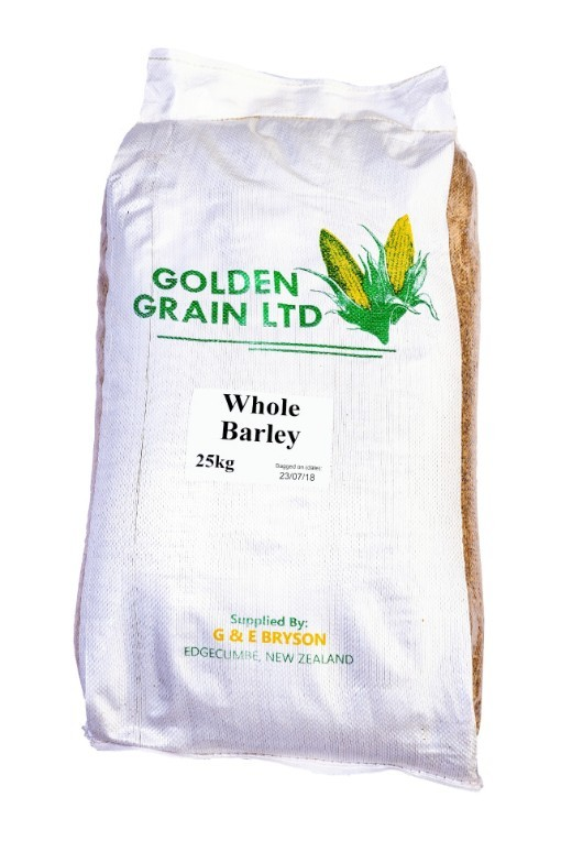 Whole Barley 25kg WBAR25