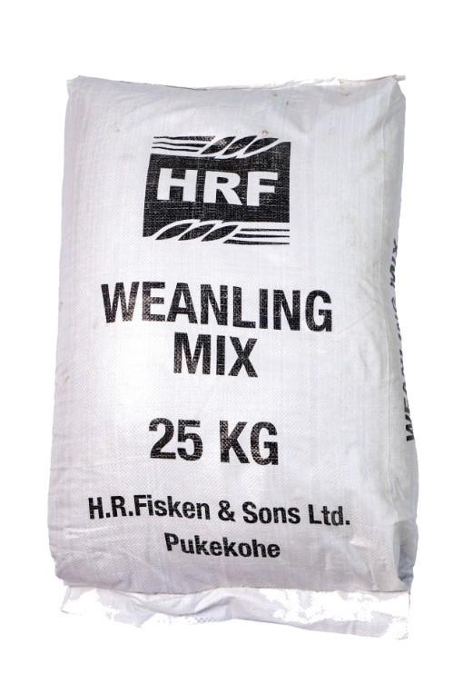 Weanling Mix 25kg WEAN