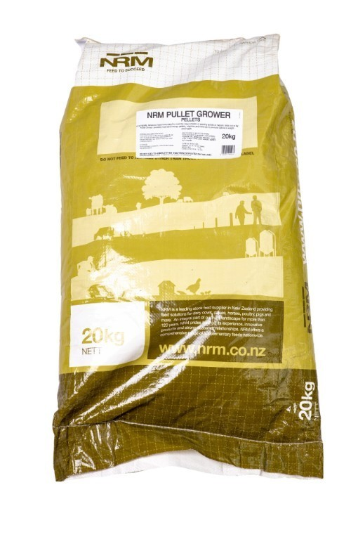 Pullet Grower - 20kg